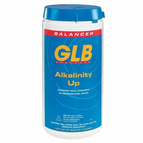 Pentair Four Pound Bucket Alkalinity Up