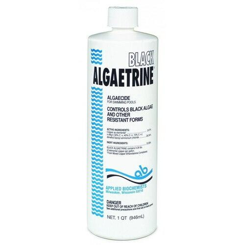 Applied BioChemists Applied Biochemist Black Algaetrine algaecide 1 quart bottle