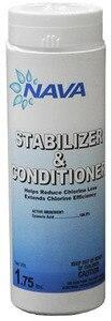 Pentair Stabilizer and Conditioner 1.75 Pound Container