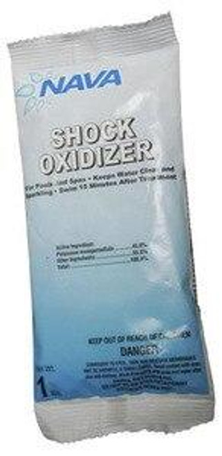 Nava Pool Chemicals Non Chlorine Pool Shock Oxidizer 6 One Pound Packages