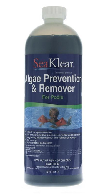 SeaKlear Sea Klear 90-Day Algae Prevention and Remover All-In-One Algaecide