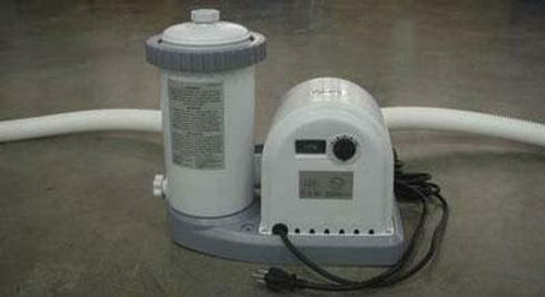 Intex Intex Above Ground Pool Filter Pump 1500 GPH