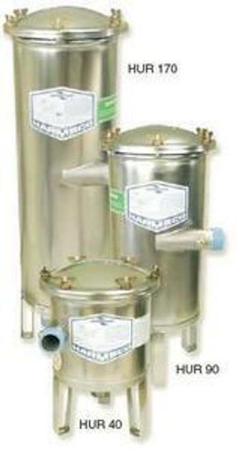 Harmsco Harmsco Stainless Steel Pool Filter HUR 40