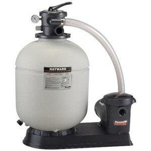 Hayward Hayward W3S210T93S 21 Sand Filter and 1.5HP Power Flo Matrix Pump
