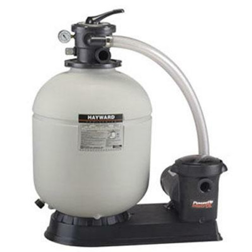 Hayward Hayward Top Mount Sand Filter with Pump Combo Model W3S166T92S