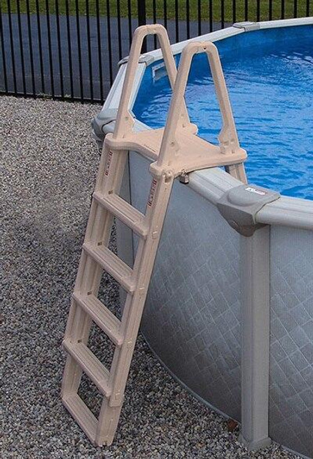 Confer Plastics Evolution A-Frame Adjustable Ladder Confer Plastics 7100X