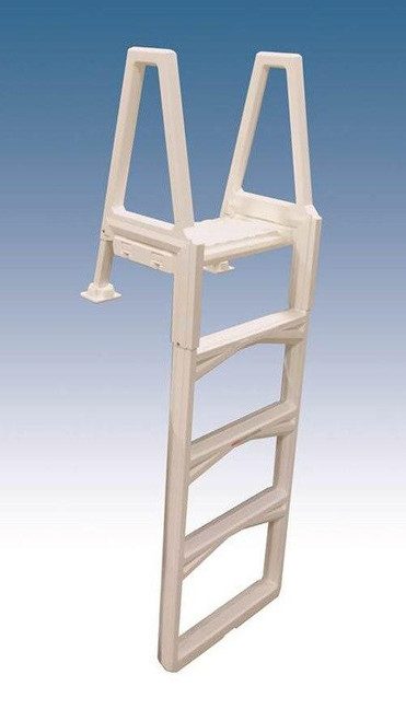 Confer Plastics Economy Above Ground Adjustable InPool Ladder Model 635-52