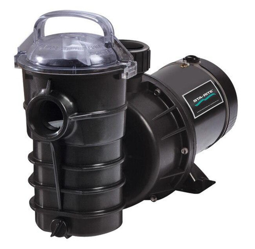 Pentair Pentair Sta-Rite Dynamo 1 HP Aboveground Pool Pump Model 340197