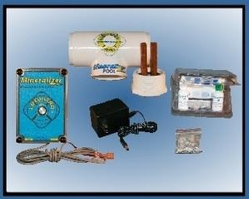 Lifeguard Purification Electronic Copper - Silver Ion Purifier Mineralizer M425