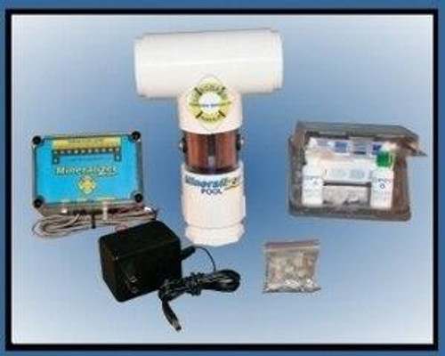 Lifeguard Purification Electronic Copper - Silver Ion Purifier Mineralizer M401