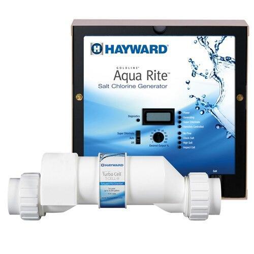 Hayward AquaRite Electronic Chlorine Generator up to 25000 Gallon Pool