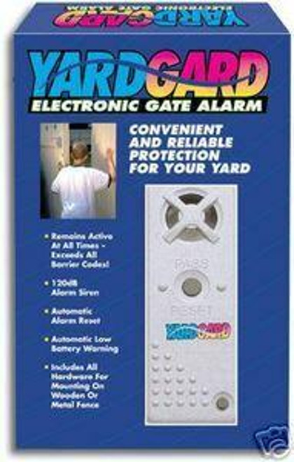 Smartpool SmartPool YardGard Gate/Door/Window Alarm System #YG03