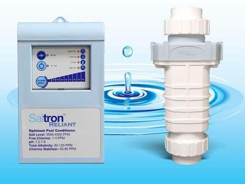 Solaxx Saltron Reliant Chlorine Generator Salt System by Solaxx