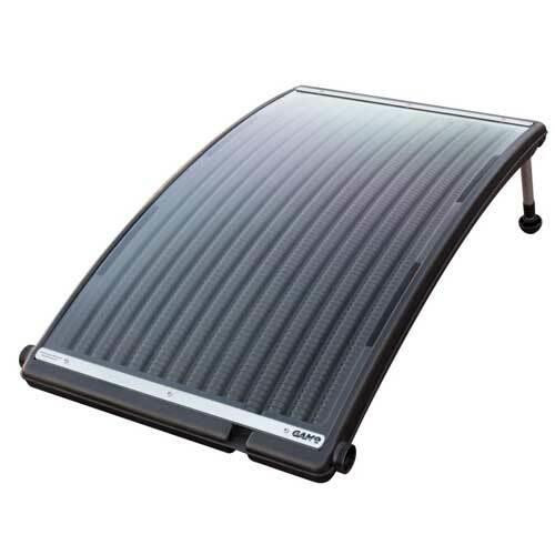 GAME SolarPRO Curve Pool Heater For Above Ground Swimming Pools