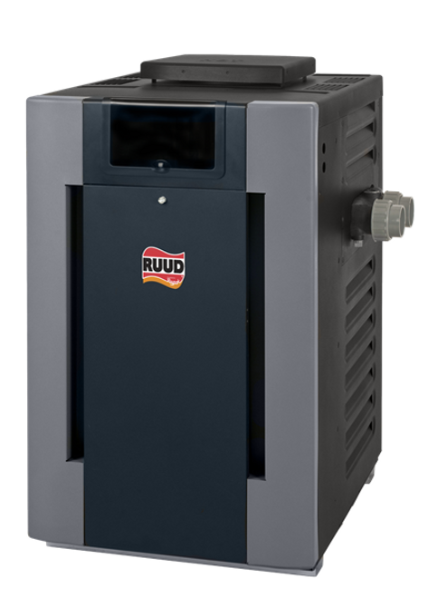 Raypak Raypak Ruud M336A 333k BTU Cupro Nickel Pool and Spa Propane Gas Heater