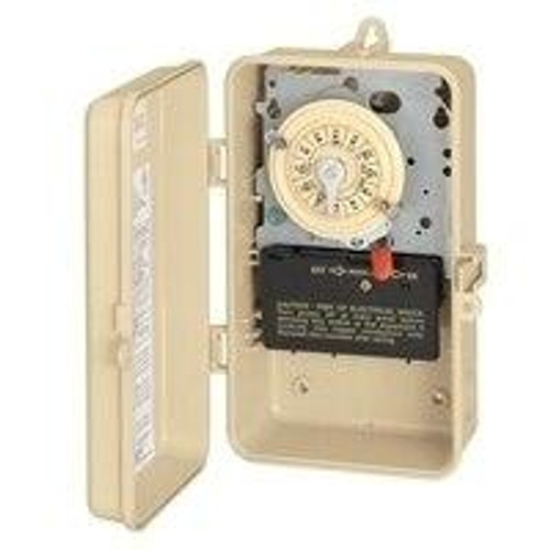 Intermatic Intermatic Indoor/Outdoor 220v Timer with Plastic Enclosure