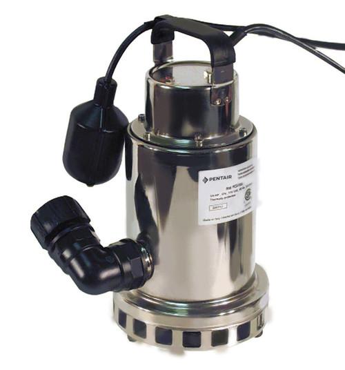 Pentair Pentair PCD-1000 Stainless Steel Submersible Pool Service Pump