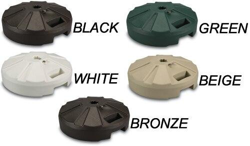Patio Living Concepts Table Umbrella Bases