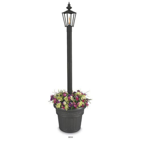 Patio Living Concepts Park Style Citronella Planter Lamp