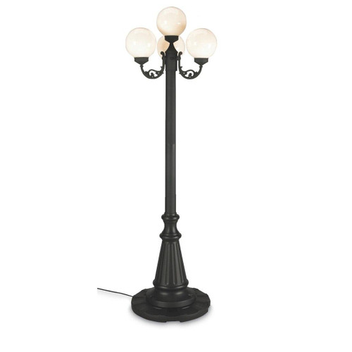 Patio Living Concepts Globe Patio Lamp 4 globes