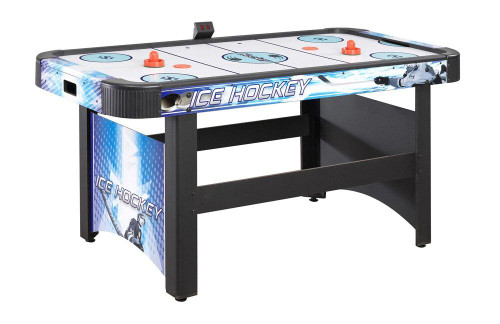 Carmelli Games and Sports Face Off 5ft Air Hockey Table
