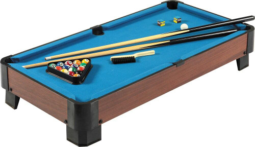 Carmelli Games and Sports Sharp Shooter 40 Table Top Pool Table