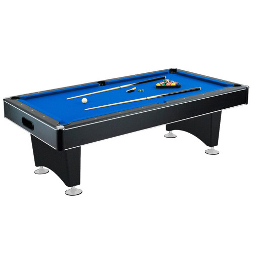 Carmelli Games and Sports Hustler 7 Ft Deluxe Pool Table