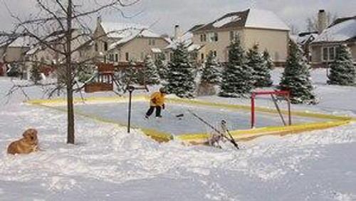 NiceRink NiceRink 20 x 40 Ice Rink in a Box