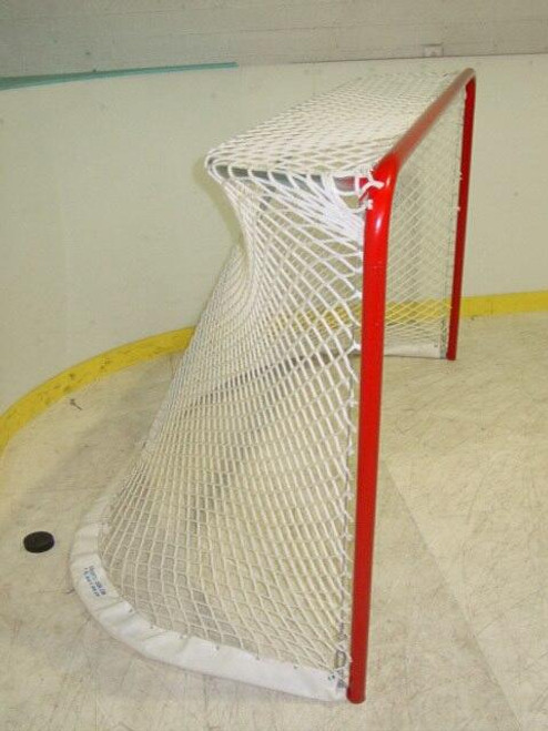 NiceRink Pro Hockey Net 4 x 6