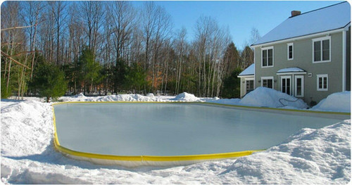NiceRink NiceRink Replacement 25 x 45 Liner for Rink in a Box