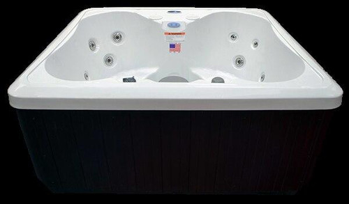 Hudson Bay Spas 4 Person Acrylic Spa Model HB14 by Hudson Bay Spas