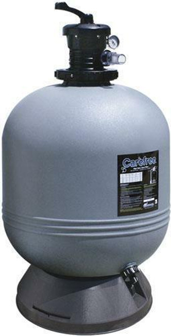WaterWay Carefree 26 Sand Filter with 1.5 Inch Top Mount Valve