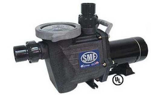 WaterWay Waterway SMF 2 Horsepower Single Speed Pool Pump