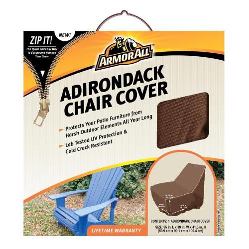 Mr Bar-B-Q Mr Bar-B-Q Armor All Adirondack Chair Cover