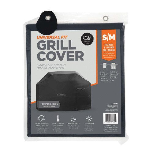 Mr Bar-B-Q Mr Bar-B-Q Small/Medium Universal Fit Grill Cover