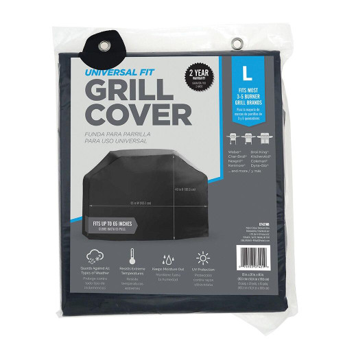 Mr Bar-B-Q Mr Bar-B-Q Large Universal Fit Grill Cover