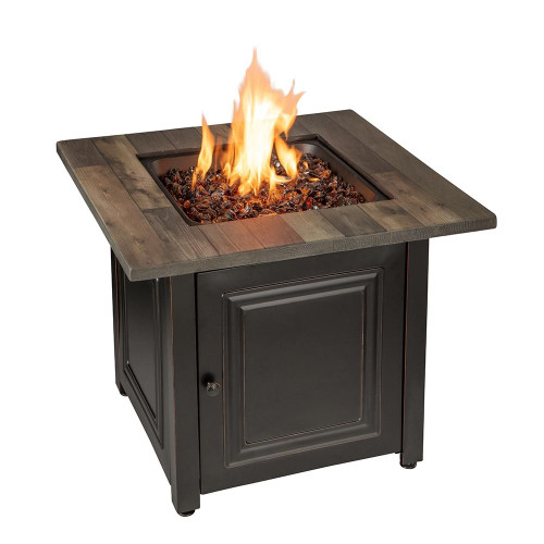 Endless Summer Endless Summer Burlington LP Gas Outdoor Fire Pit