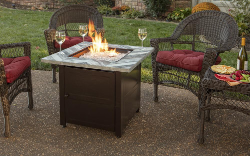 Endless Summer Endless Summer Duvall LP Gas Outdoor Fire Pit