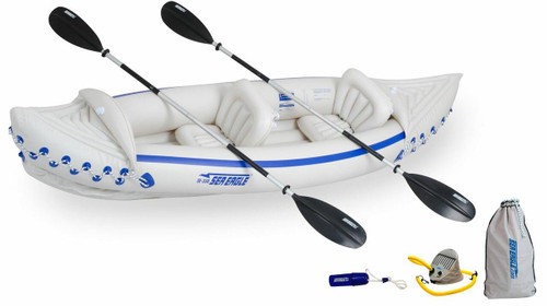 Sea Eagle Sea Eagle SE330K Deluxe Kayak Package