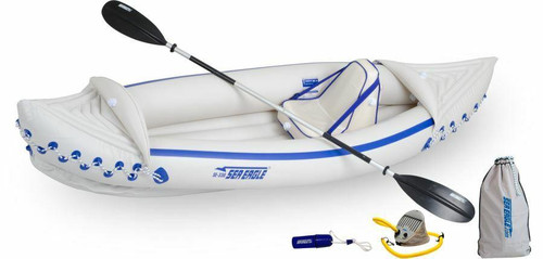 Sea Eagle Sea Eagle SE330K Pro Solo Kayak Package
