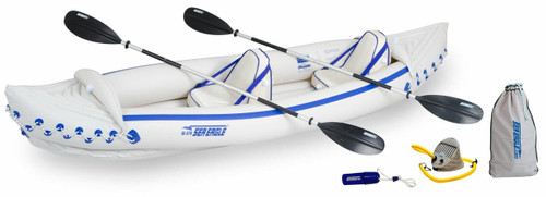 Sea Eagle Sea Eagle SE370K Pro Kayak Package