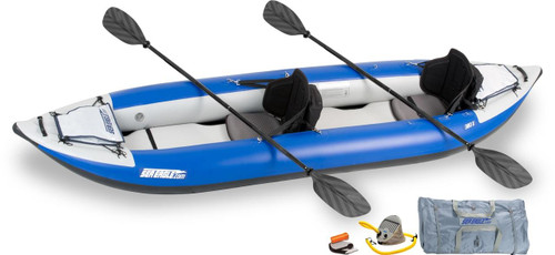 Sea Eagle Sea Eagle 380XK Pro Kayak Package