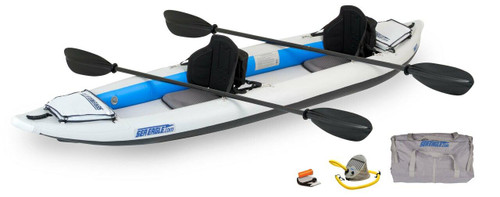 Sea Eagle Sea Eagle 385FT Pro Carbon Kayak Package