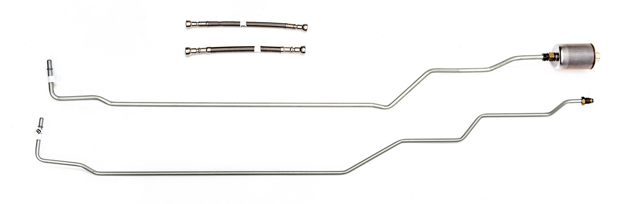 1995 Chevy Tahoe 5 7l Fuel Lines 1995 Tahoe Feed Lines Linestogo