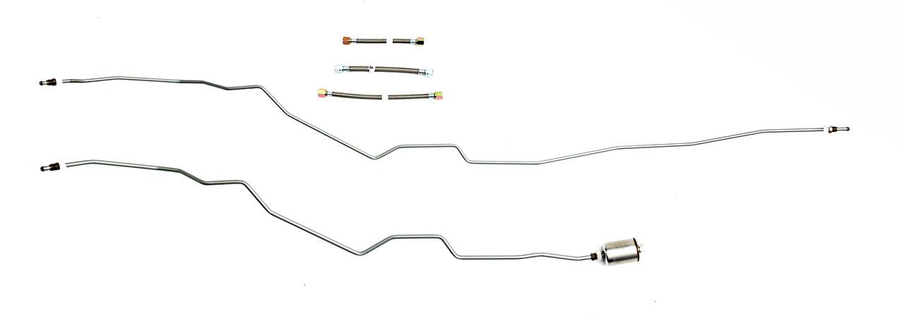 1993 Oldsmobile Bravada 4 3l Fuel Lines Bravada Feed Lines Linestogo