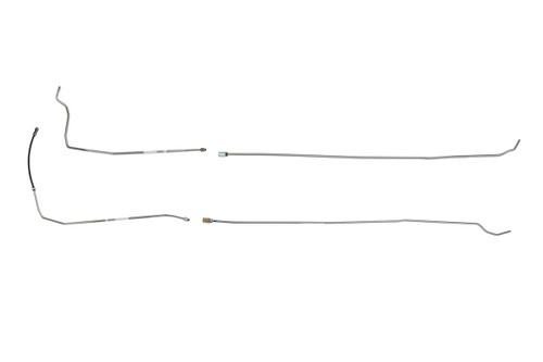 Concorde Fuel Line 2004 2.7L, 3.5L w/Returnless Fuel System  FL708-B1C Set