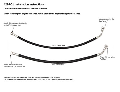 4296-01 Installation Instructions