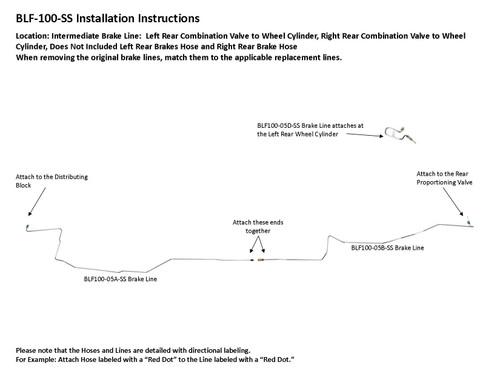 BLF-100-SS Installation Instructions