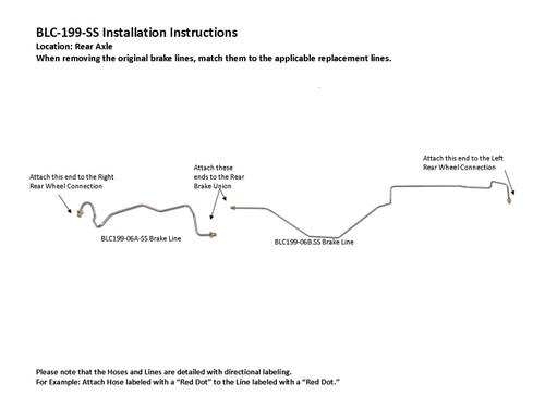 BLC-199-SS Installation Instructions