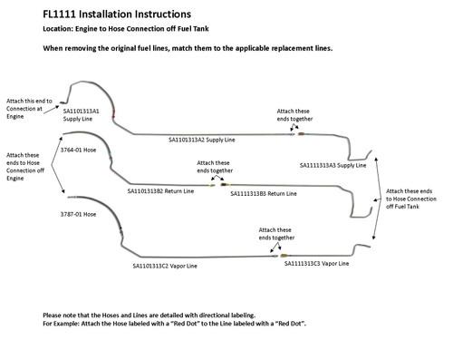 FL1111 Installation Instructions